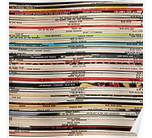 Blue Note Vinyl Records Poster