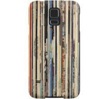 Vinyl Record Collector   Samsung Galaxy Case/Skin