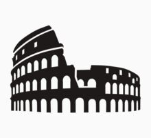 Colosseum Rome by Designzz