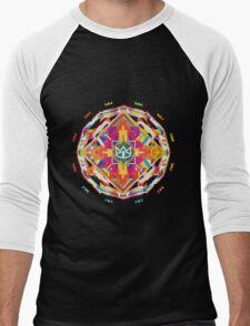 The Cat Empire - Mandala colorful Men's Baseball ¾ T-Shirt