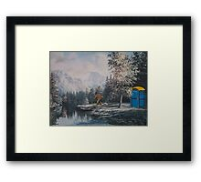 Nature Called Framed Print