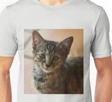 Thoughtful, watchful Unisex T-Shirt
