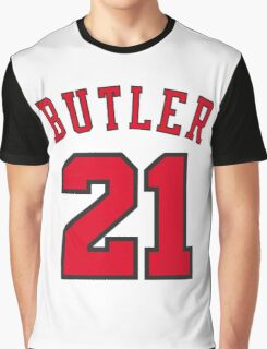 Jimmy Butler Graphic T-Shirt