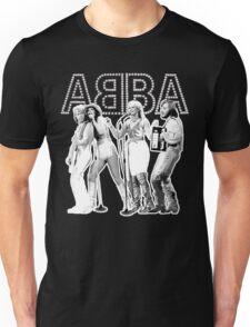 Wonderful ABBA LIVE exclusive design (Australia 77') Unisex T-Shirt