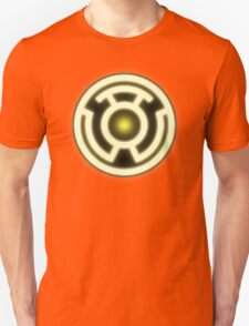 YELLOW LANTERN - FEAR! Unisex T-Shirt