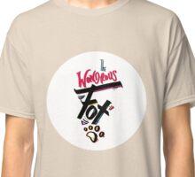 The Wondrous Fox Classic T-Shirt