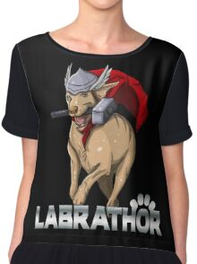 Labrathor Chiffon Top