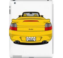 Porsche 911 Turbo iPad Case/Skin