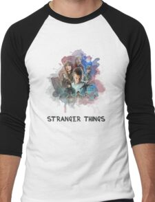 Stranger Things - Canvas Men's Baseball ¾ T-Shirt