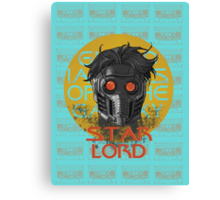 STAR LORD Canvas Print