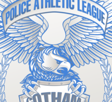 Gotham Police Athletic League Sticker