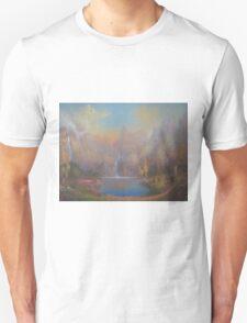 The Mirrored Lake Unisex T-Shirt