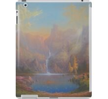 The Mirrored Lake iPad Case/Skin