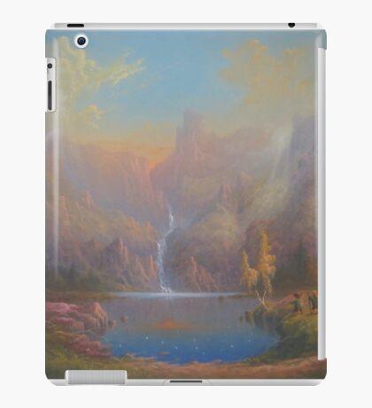 The Mirrored Lake iPad Case/Skin