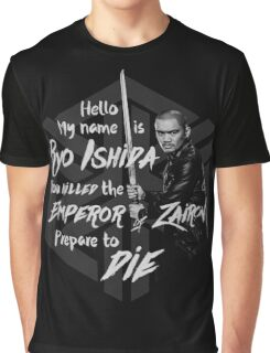 Prepare to die - Ryo Edition Graphic T-Shirt