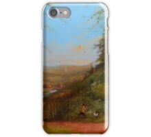 The Day After The Party (Gossip at the gate) iPhone Case/Skin