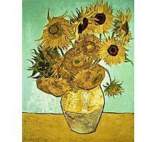 Vincent Van Gogh - Sunflowers 2 1888  Photographic Print