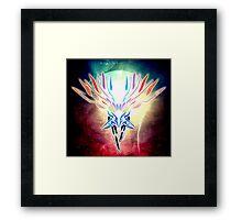 Tribal Xerneas Framed Print