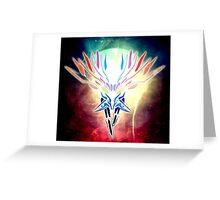 Tribal Xerneas Greeting Card