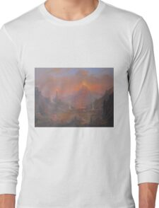 The Lands Of Shadow Long Sleeve T-Shirt