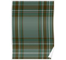 00060 Kelly Clan Dress Tartan Poster