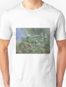 In Search Of A Burglar! Unisex T-Shirt