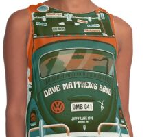 DAVE MATTEWS BAND SUMMER TOUR 2016 - JIFFY LUBE LIVE Contrast Tank