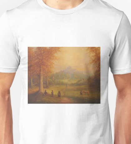 Weathered Hill Unisex T-Shirt