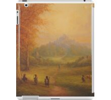 Weathered Hill iPad Case/Skin