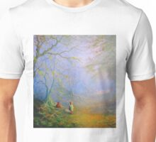 A Woodland Encounter Unisex T-Shirt