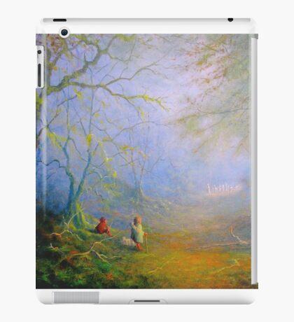 A Woodland Encounter iPad Case/Skin