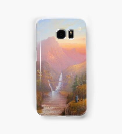 Nine Walkers (Fellowship) Samsung Galaxy Case/Skin