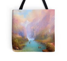 The River Great. Tote Bag