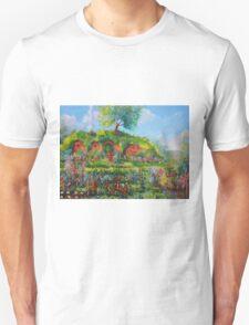 Summer Under The Hill. Unisex T-Shirt
