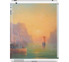 The Gulls Lament (Departing the havens) iPad Case/Skin
