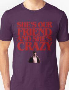 Our Friend Eleven Unisex T-Shirt