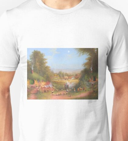 The Wizard returns (Fireworks) Unisex T-Shirt