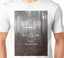 Site-Yod SCP Visual Unisex T-Shirt