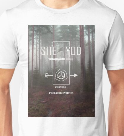 Site-Yod SCP Visual Unisex T-Shirt