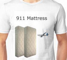 9/11 Mattress Commercial Parody Meme Unisex T-Shirt