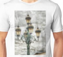 Old Fashioned Gaslights! Unisex T-Shirt