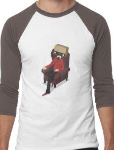 Radiohead Men's Baseball ¾ T-Shirt