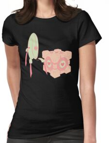 A Lovely Pair Womens Fitted T-Shirt
