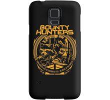 BOUNTY HUNTERS SERVICE V1 Samsung Galaxy Case/Skin