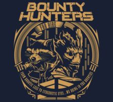 BOUNTY HUNTERS SERVICE V1 T-Shirt