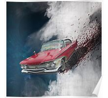Christine - a loving car Poster