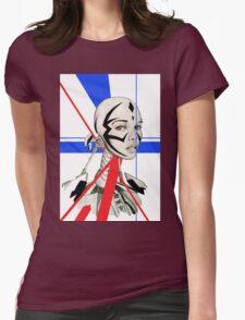 Kikai no Onna (Machine Girl) Womens Fitted T-Shirt