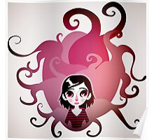 Tentacle Heart Poster