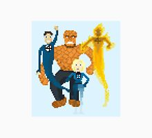 Fantastic Four Pixel Art Unisex T-Shirt