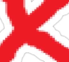 Something Else Pertaining to X Sticker